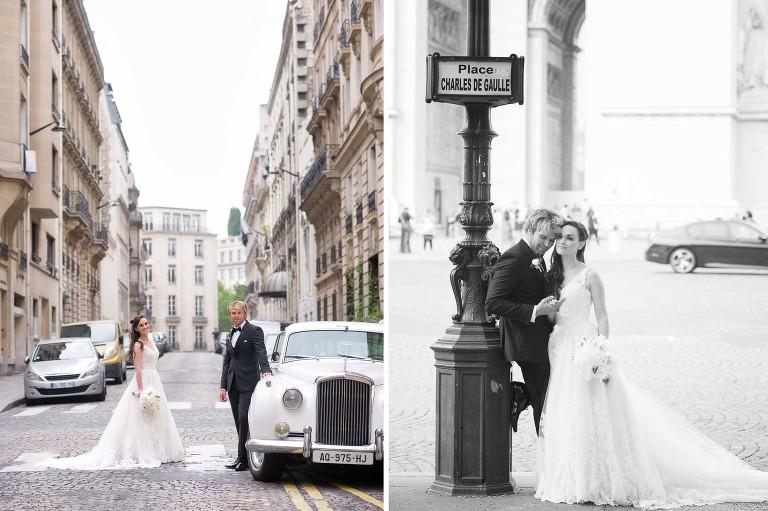 Paris destination wedding planner