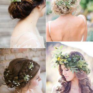 , Verderonne castle Bohemian wedding inspiration board